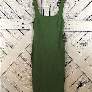 Popular Basics Bodycon Slimming Bodycon Dress NWT